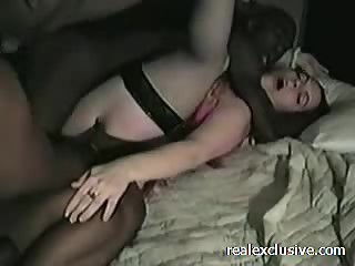 2 big black cocks for my squirting wife