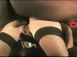 French Wife BBC Gangbang